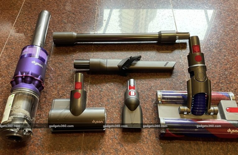 Dyson Omni-Glide Vacuum Cleaner Review: More Manoeuvrability