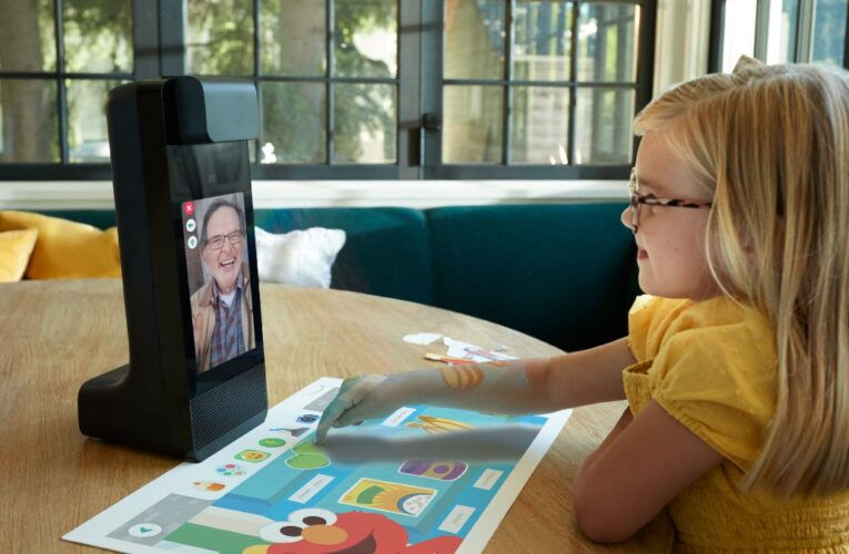 Amazon Echo Show 15 With Wall-Mounted Design Launched, Amazon Glow Arrives for Kids