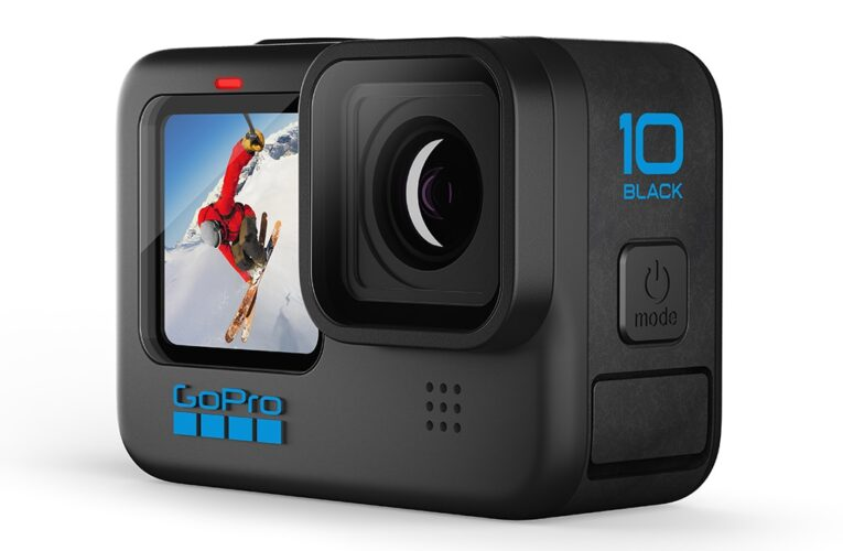 GoPro Hero 10 Black With New GP2 Processor, HyperSmooth 4.0, 5.3K Video Recording Launched