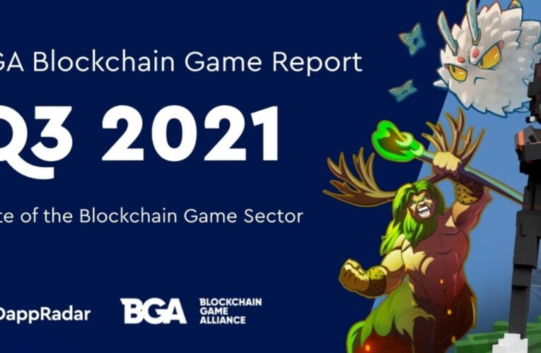 Blockchain Games Are on the Rise and We're Not Talking About Axie Infinity