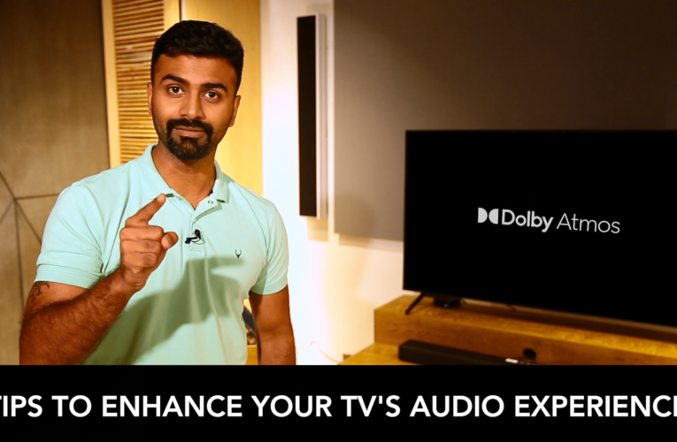 Experience Dolby With Gadgets360: Not Happy With Your TV's Audio? Try These 3 Tips