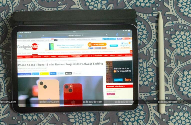 iPad Mini (2021) Review: Pocketable, but Is It Pocket-Friendly?