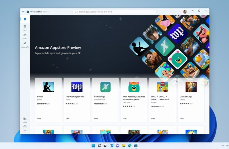 Windows 11 Beta Testers Can Now Download Android Apps Through Microsoft Store