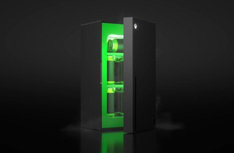 Xbox Mini Fridge, Styled After Series X Consoles, Sells Out Immediately Upon Launch